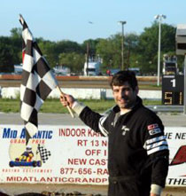 feature win bridgeport speedway